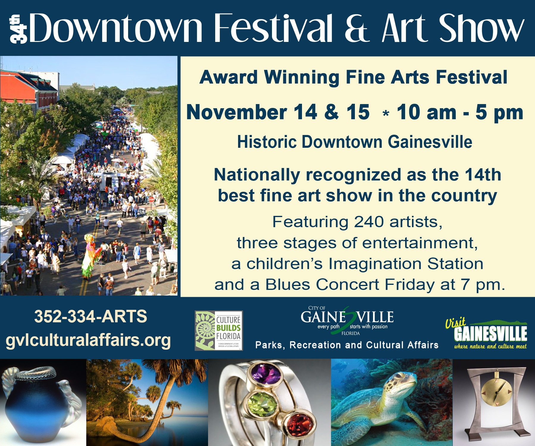 Downtown Festival and Art Show